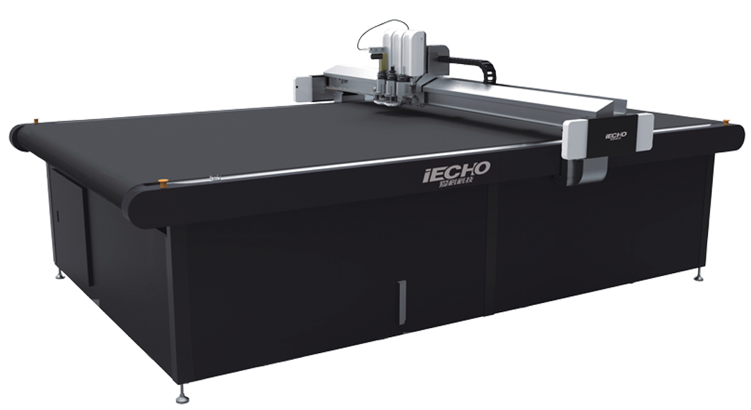 Imagen de la cortadora BK3 Digital Cut Finishing Series
