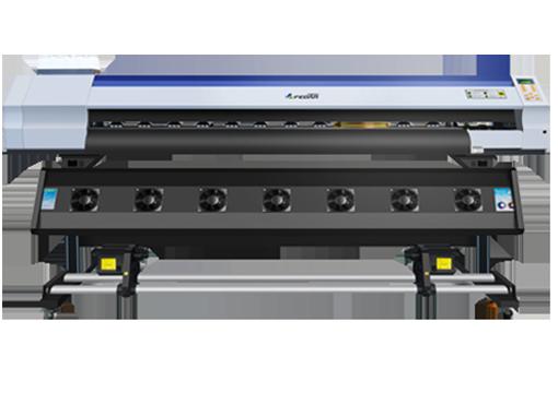 Impresora fd1900 de color blanco y azul