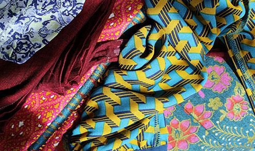 tejidos sublimados de colores